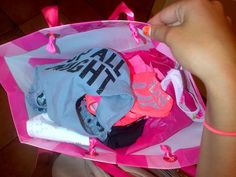 Victoria's Secret Pink underwear...YES #vspink