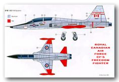 The Canadair CF-5 (officially designated the CF-116 Freedom Fighter) was the Canadair licensed-built version of the American Northrop F-5 Freedom Fighter aircraft primarily for the Canadian Forces (as the CF-5) and the Royal Netherlands Air Force (as the NF-5). The CF-5 was upgraded periodically throughout its service career in Canada.
