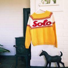 """38 likerklikk, 3 kommentarer – Kaja Kværner (@kajaelisabeth) på Instagram: """"#Sologenser av #smart fra #sandnesgarn gikk av pinnene for noen uker siden! Deilig med litt farger…"""" Sweatshirts, Projects, Sweaters, Fashion, Threading, Log Projects, Moda, Blue Prints, Fashion Styles"""