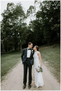 Modern bride and groom portraits in nature. New England wedding. Photography by Scarlet Roots. Rustic Wedding Inspiration, Wedding Photography Inspiration, Event Photography, Tent Reception, Outdoor Ceremony, Edgy Wedding, Summer Wedding, Lemonade Wedding, Scarlet