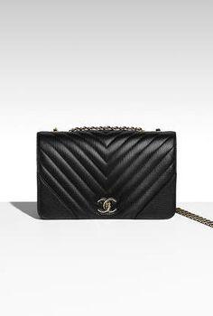 Chanel Flap Bag - 5.5 x 9.4 x 2.8 $2700