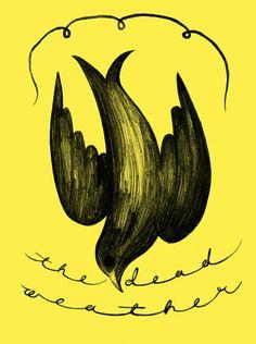 Illustration style, yellow