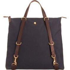 Mismo North/South Day Tote found at Barney's. Tote Backpack, Tote Purse, Tote Handbags, Best Bags, Denim Bag, Beautiful Bags, Havana, Leather Bag, Purses And Bags