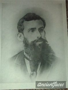 Rev. Manuel Trevino Flores  Baptist Missionary in Santa Rosa, Mexico during 1891