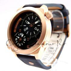 Ceas barbati Daniel Klein Premium 010123-1 Dual Time Daniel Klein, Smart Watch, Smartwatch