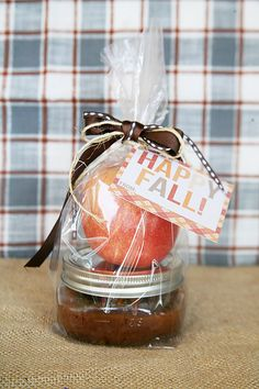 Fall Hostess Gift: S