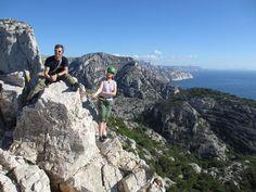 Höhenfieber Klettern Les Alpilles - Calanques 2plus! Die Provence van Goghs