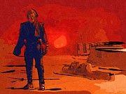 Star Wars Heroes Poster by Star Wars Artist