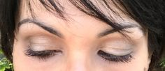 Eye Look using the Too Faced Natural Love Eyeshadow Palette for summer 2017