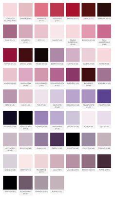 M s de 1000 ideas sobre paletas de colores de pintura en - Paleta colores pintura paredes ...