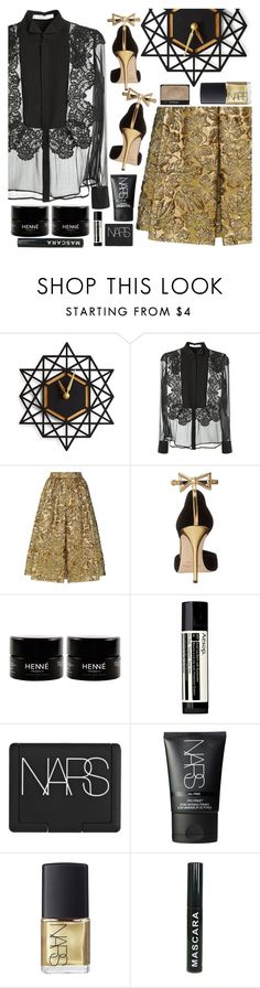 """Counting down the days left of the year"" by floralandmay ❤ liked on Polyvore featuring Givenchy, Prada, Oscar de la Renta, Aesop and NARS Cosmetics"