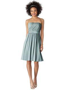 After Six 6620 Bridesmaid Dress | Weddington Way in Icelandic blue