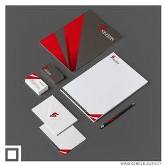 Samizar #stationery #design by #CIRCLEvisualcommunication #circle #visualcommunication #agency  www.circle.agency