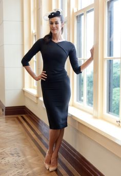 Megan Gale for David Jones Autumn/Winter Racewear launch  http://tiny.cc/0wpjbw