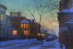 First Light, by Alexei Butirskiy