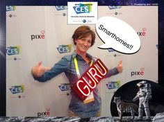 Smarthomes!! #CES2015 #PixeSocial