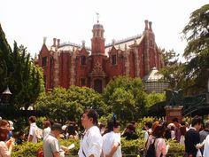 Tokyo Haunted Mansion