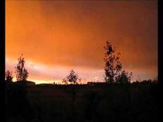 Milieu - Orange Evening Windows