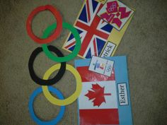 Olympic theme door dec Game Night Decorations, Ra Door Decs, Ra Bulletins, Ra Boards, Ra Bulletin Boards, Resident Assistant, Res Life, Olympics, College