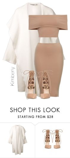 """""""Untitled #1811"""" by kimberlythestylist ❤ liked on Polyvore featuring DuÅ¡an"""