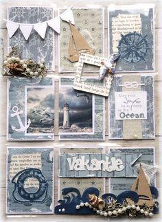 Beachy pocket letter