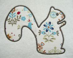 Quilt pattern ideas. Good to have a squirrel in there, too.
