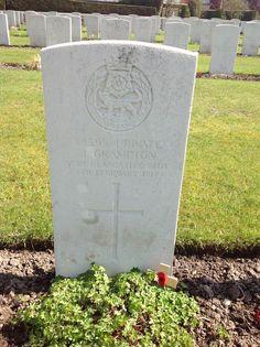 Private J.Crampton.