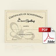 Certificate  Achievement Template This Is A Printable Optimized