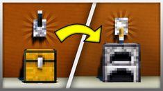 Minecraft Redstone Creations, Minecraft Seed, Minecraft Cheats, Minecraft Perler, Easy Minecraft Houses, Minecraft Toys, Minecraft Plans, Minecraft Survival, Minecraft Tutorial