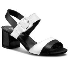 Sandály JENNY FAIRY - LS3706-04 Biały
