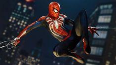 Spider Man Ps4 Game, Spider Man 2018, Spider Man Playstation, Marvel Games, Marvel Art, Marvel Comics, Spiderman Ps4 Wallpaper, Marvel Wallpaper, Avengers