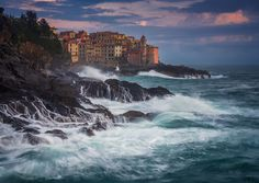 Albert Dros Photography  'City By The Sea'