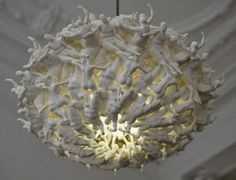 The Damned.MGX chandelier was produced using additive layered fabrication and would be impossible to produce using other manufacturing methods. The chandelier consists of one solid body without any joins or seams. This incredible light object appears...