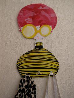 lady hanger