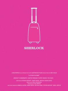 """A Study In Pink"" (Sherlock BBC)"