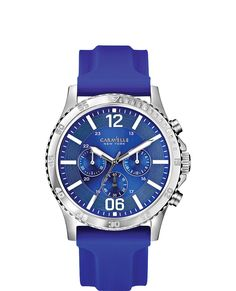 ben moss jewellers caravelle by bulova 45d105 men s stainless this caravelle watch was designed by bulova in new york this watch will look sharp on any man s wrist