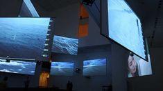Behind the Scenes | Isaac Julien: Ten Thousand Waves | MoMA (9 Screen Installation)