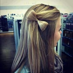 little bow!