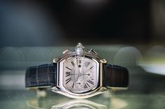 An iconic men's watch from the Maison, the Cartier Roadster made its debut in 2001 and remains a popular option in the used watch market.