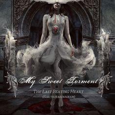 """""""Last beating heart"""" Album Cover Marcela Bolivar"""