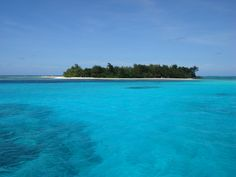 The Managaha Island