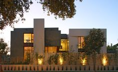 Walden Residence by Shubin+Donaldson Architects in Beverly Hills, CA