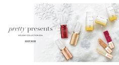 Pretty Presents Holiday Collection 2016