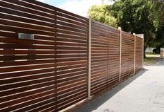 Horizontal Wood Fence Gates Designs