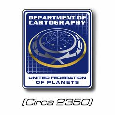 United Federation of Planets - Department of Cartography
