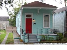 shotgun houses in louisiana