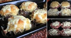 A dish made of minced meat. Recipes with photos. Minced Meat Recipe, Ground Meat Recipes, Dinner With Ground Beef, Salty Foods, Russian Recipes, Unique Recipes, Winter Food, Winter Meals, Food Photo