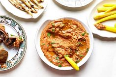 Middle-Eastern Red Pepper Walnut Dip Recipe. Great for grilled meats!