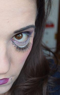Occhio bambola gotica
