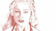 Daenerys' Portrait by Daenerys, Deviantart, Portrait, Gallery, Artwork, Artist, People, Fictional Characters, Work Of Art
